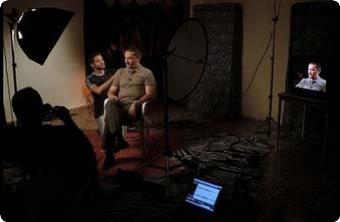 تکنیک های فیلمبرداری مصاحبه