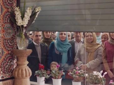 آگهی تلویزیونی فرش فرهی تولید شد